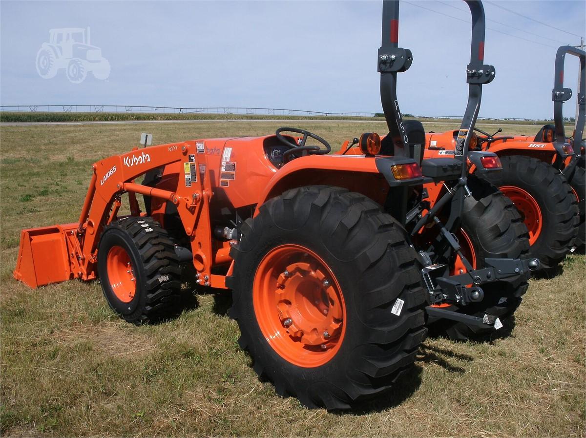 2020 KUBOTA MX5400 For Sale In Bassett, Nebraska ...