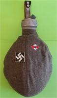 D - WW2 GERMAN CANTEEN