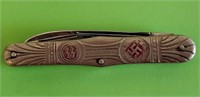 D - WW2 GERMAN POCKET KNIFE