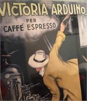 47 - CAFFE' ESPRESSO SIGNED & NUMBERED PRINT