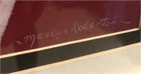47 - UNIQUE MARILYN ROBERTSON PRINT