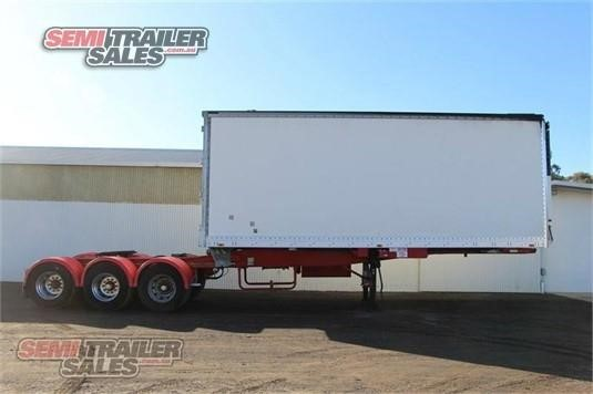 2003 Maxi Cube Refrigerated Trailer - Trailers for Sale