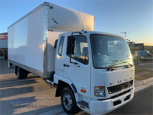 2014 Fuso Fighter - Trucks for Sale