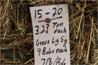 Hay, Bedding, Firewood #36 (9/2/2020)