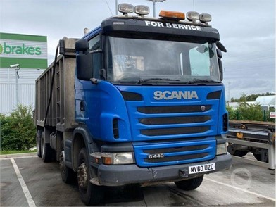 2010 SCANIA G440 at TruckLocator.ie