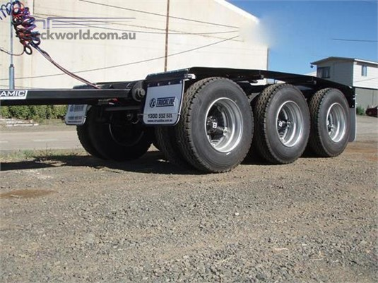 2012 Dynamic other - Trailers for Sale