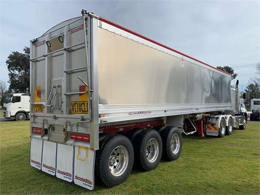 2020 Hamelex White R/T Lead/Mid - Trailers for Sale