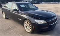 2014 BMW 740Lxi