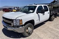 2014 Chevrolet Silverado 3500