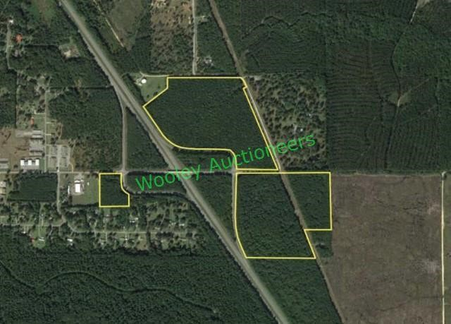 71.03± UNDEVELOPED ACRES - SALINE COUNTY, AR