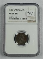 September Online-only Coin & Currency Auction