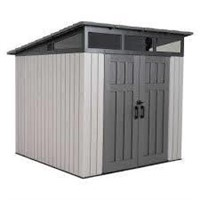 LIFETIME 8 FT. X 8 FT. OUTDOOR STORAGE SHED