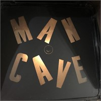 47 - MAN CAVE LIGHT