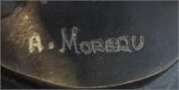 47 - A. MOREAU BRONZE STATUE