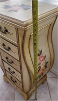 48 - FLOWER TOP SMALL DRESSER