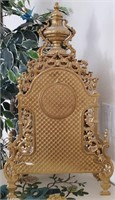 48 - STUNNING GOLD OVERTONE ORNATE HERMLE NO