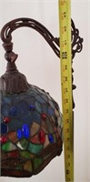 48 - TIFFANY DRAGONFLY LAMP