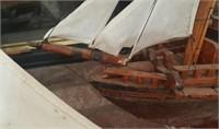 47 - PAIR OF SHIPS