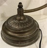 47 - PAIR OF DESK LAMPS