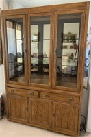 48 - NICE DREXEL CHINA HUTCH