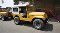Jeep CJ 5 w/Top