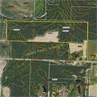 ABSOLUTE AUCTION - 100 +/- Acres To Be Offered In 3 Tracts