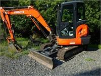 Kubota KX040-4 Escavator