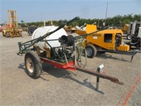 100 Gallon Pull Behind PBM Sprayer