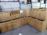 Mocha 14 pc. kitchen set