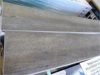 Ridgid Luxury floor (waterproof) weathered barn wo