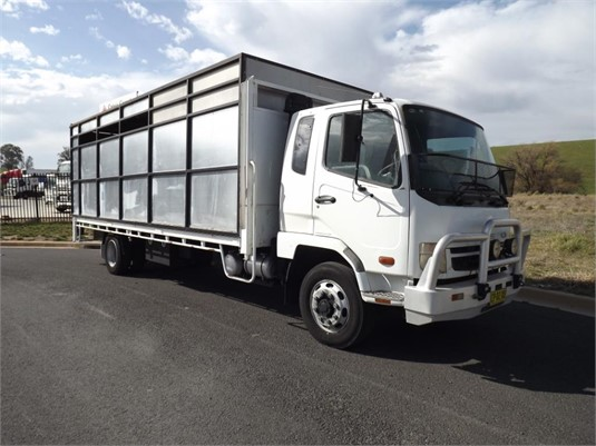 2008 Mitsubishi Fuso FIGHTER 7 - Trucks for Sale