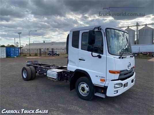 2014 Nissan Diesel Mk250 Carroll Truck Sales Queensland - Trucks for Sale