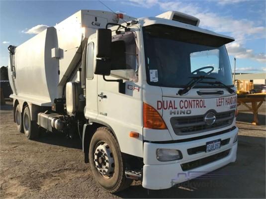 2012 Hino 500 Series 1727 GH - Trucks for Sale