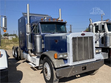 Peterbilt 379 Conventional Trucks W Sleeper For Sale In Texas 33 Listings Truckpaper Com Page 1 Of 2