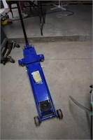 Powerfist 2 1/4-Ton Extended Floor Jack |LY
