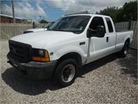 2000 Ford F250: VIN# 1FTNX20L5YEB28708