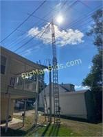 Sept. 16 - Tri-Ex Crank Tower - Hamm Radio Tower