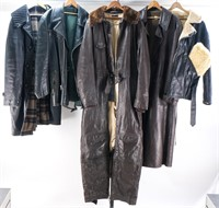 Leather Jackets, Coat, Military Flight Suit