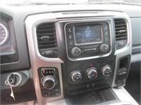 2016 RAM 1500 SLT QUAD CAB 4X4
