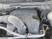 2013 RAM 1500 SLT CREW CAB 4X4