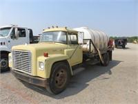 (DMV) 1973 International 1600 Water Truck
