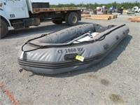 (DMV) 2012 18' JP Marine JP-530-PT Inflatable Boat