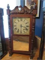 Mid 1800's Riley Whiting Shelf Clock