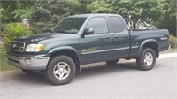 Chevrolet Impala and Toyota Tundra Online Auction