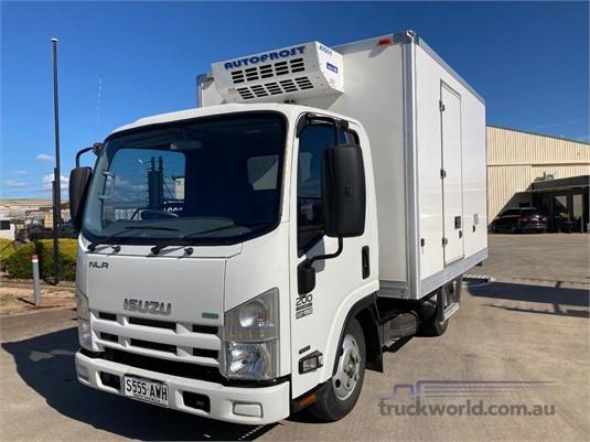 2013 Isuzu NLR 200 AMT Adelaide Truck Sales - Trucks for Sale