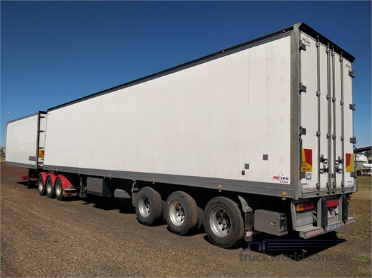 2014 Southern Cross 45Ft Refrigerated Trailer - Trailers for Sale