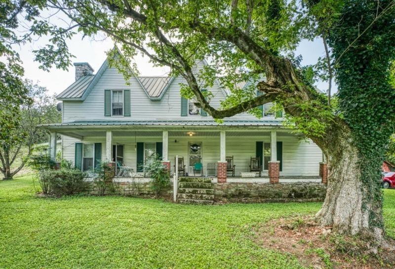 351 Ac w/ Home & Barn