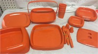 Vintage Pic-Nic-Pac/ Camping Dinnerware