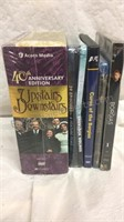 Assorted DVDs/Blu Ray- Most Factory Sealed