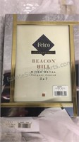 Fetco Beacon Hill Picture Frames - 3 5x7 & 2 3
